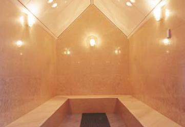 Bagno turco centro benessere royalpool piscine su misura materiali per ville e casali - Bagno turco napoli ...